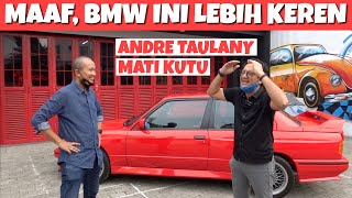 BAWAIN ANDRE TAULANY BMW M3 SPORT EVOLUTION