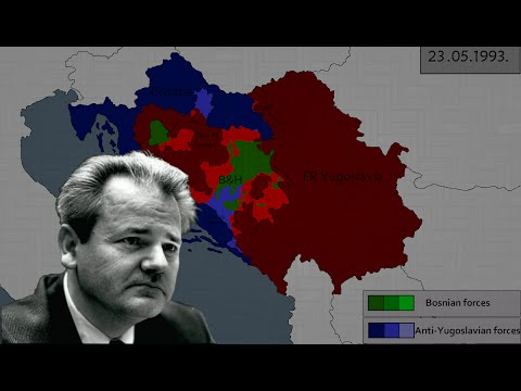 Yugoslav wars [1991-1999]