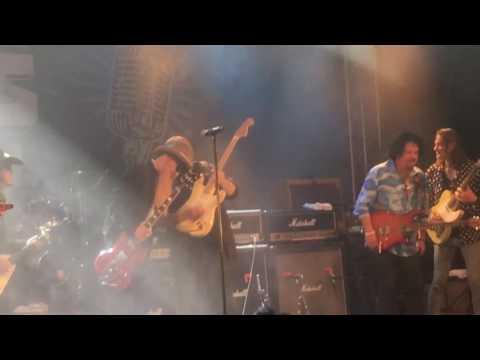 Supersonic Blues Machine Notodden Bluesfestival 2016, Going Down