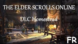 THE ELDER SCROLLS ONLINE : Découverte et présentation des maisons (housing) du DLC Homestead - FR