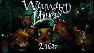 Wayward Manor PC Gameplay 4K 2160p
