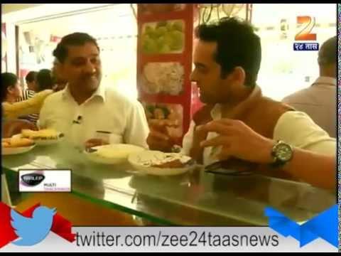 Food Safari Matunga Gupta Chat Center 04 th April 2015