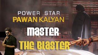 Master The Blaster Pawan Kalyan Version | Master | Anirudh Ravichander | Bjorn Surrao | BBCW