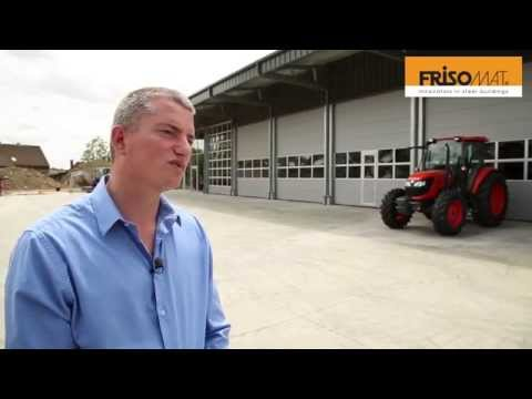 Why a Good Architecture is so Important for Industrial Buildings | Frisomat Buildings
