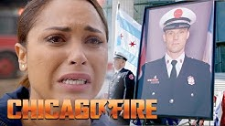 Casey Says Good Bye | Chicago Fire