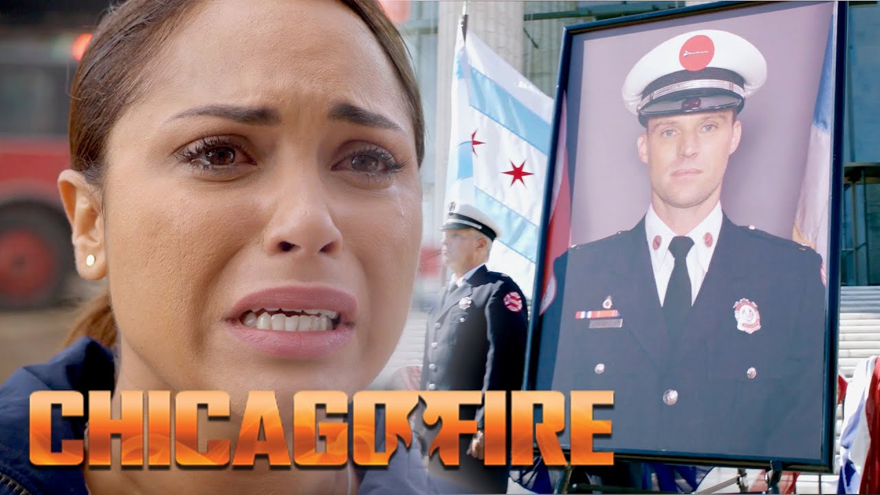 Download Casey Says Good Bye | Chicago Fire