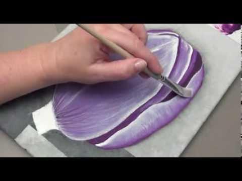 Cours De Peinture Facile Youtube