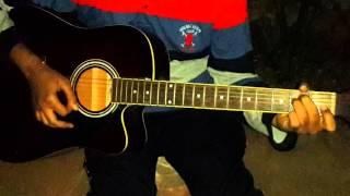 Dil aaj shayar hai guitar cover