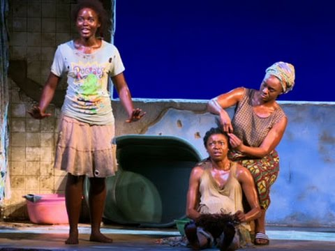 'Eclipsed' Embraces Lupita Nyong'o and Diversity