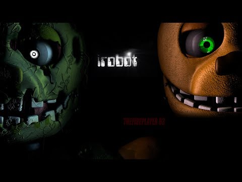 Irobot The Forgotten Story (fnaf Irobot By Jon Bellion) FULL ANIMATION!!!!!
