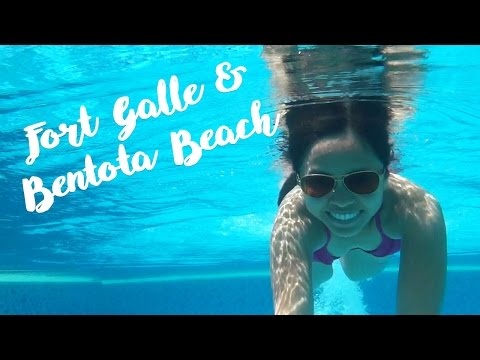 Solo Travel Sri Lanka: Beach Life in Bentota and Galle Fort (feat Avani Bentota Resort and Spa)
