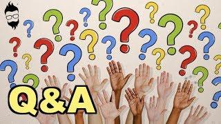 Q&A with Kento Bento (100,000 subscriber video)