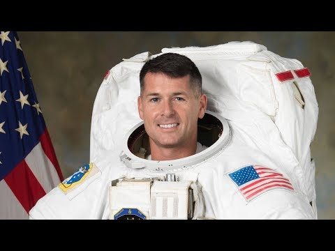 Astronaut Shane Kimbrough Talks About His Recent Trip to Space