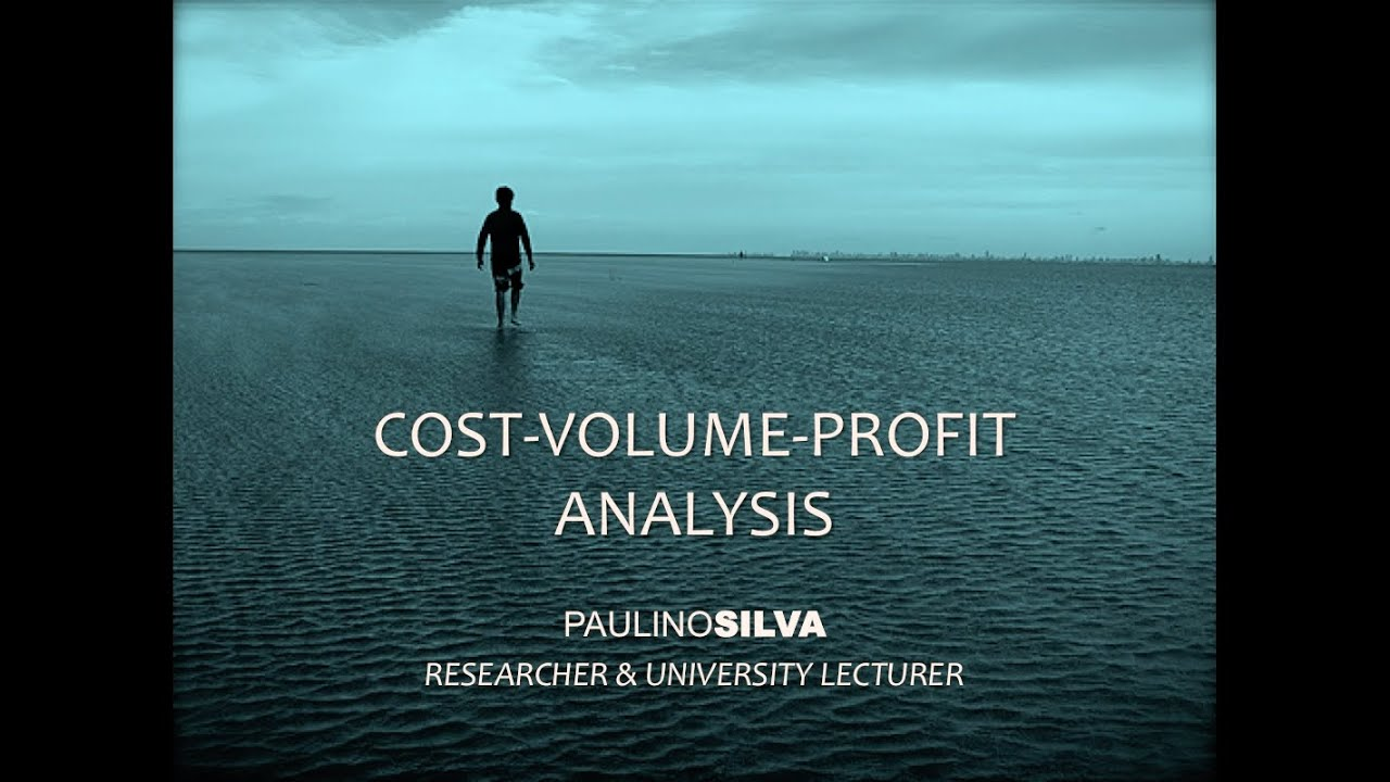 cost volume profit essay Cost-volume-profit (cvp) analysis is used to determine how changes in costs and volume affect a company's operating income and net income in performing this analysis, there are several assumptions made, including: sales price per unit is constant variable costs per unit are constant total fixed.