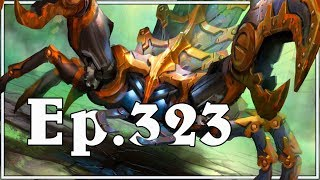 Funny And Lucky Moments - Hearthstone - Ep. 323