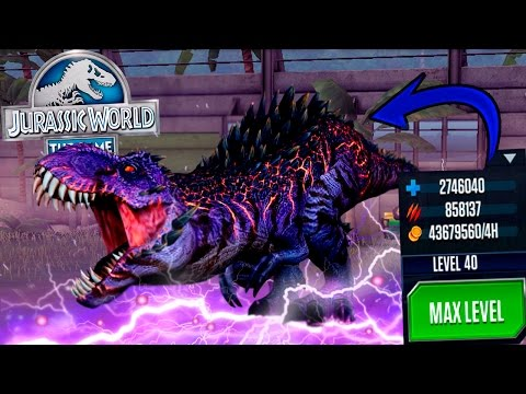 Real or Fake? FEEDING OMEGA 09 IN EXCLOSURE LEAKED IMAGE??!! - Jurassic World The Game Livestream HD
