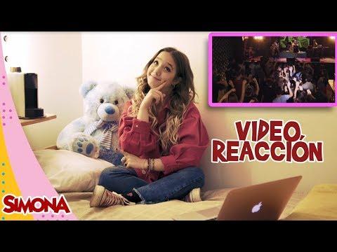 SIMONA |  VIDEO REACCIÓN- SOY COMO SOY (SIMONA JUNIOR Y  DANTE)