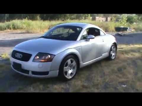 Audi TT Hp Quattro Coupe Vehicle Overview Test Drive YouTube - 2001 audi tt quattro