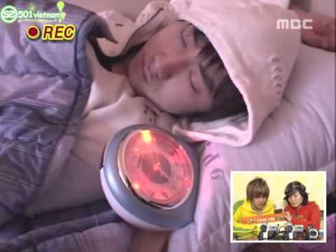 [Vietsub] SS501 MBC Thank You For Waking Me Up Ep 4 Part 1/2