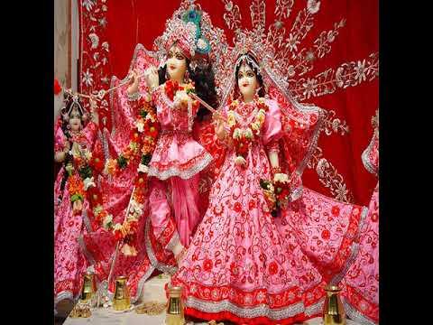 Video - खुशहाल वैवाहिक जीवन के लिए घर में ज़रूर लगाएं राधा-कृष्ण जी का चित्र..