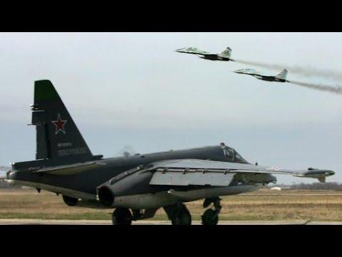 فرانس 24: Turkey reports a Russian Mig-29 warplane harassed Turkish jets on Syrian border