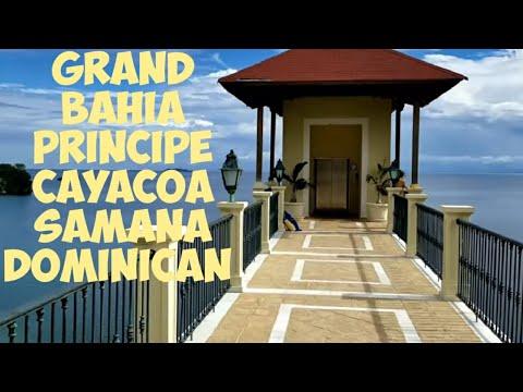Grand Bahia Principe Cayacoa, Samana Dominican R. part 1.