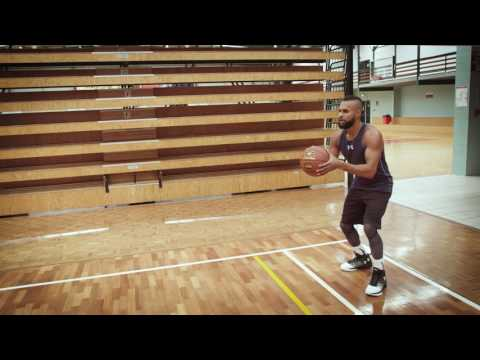 How to throw a 3 pointer  from Patty Mills