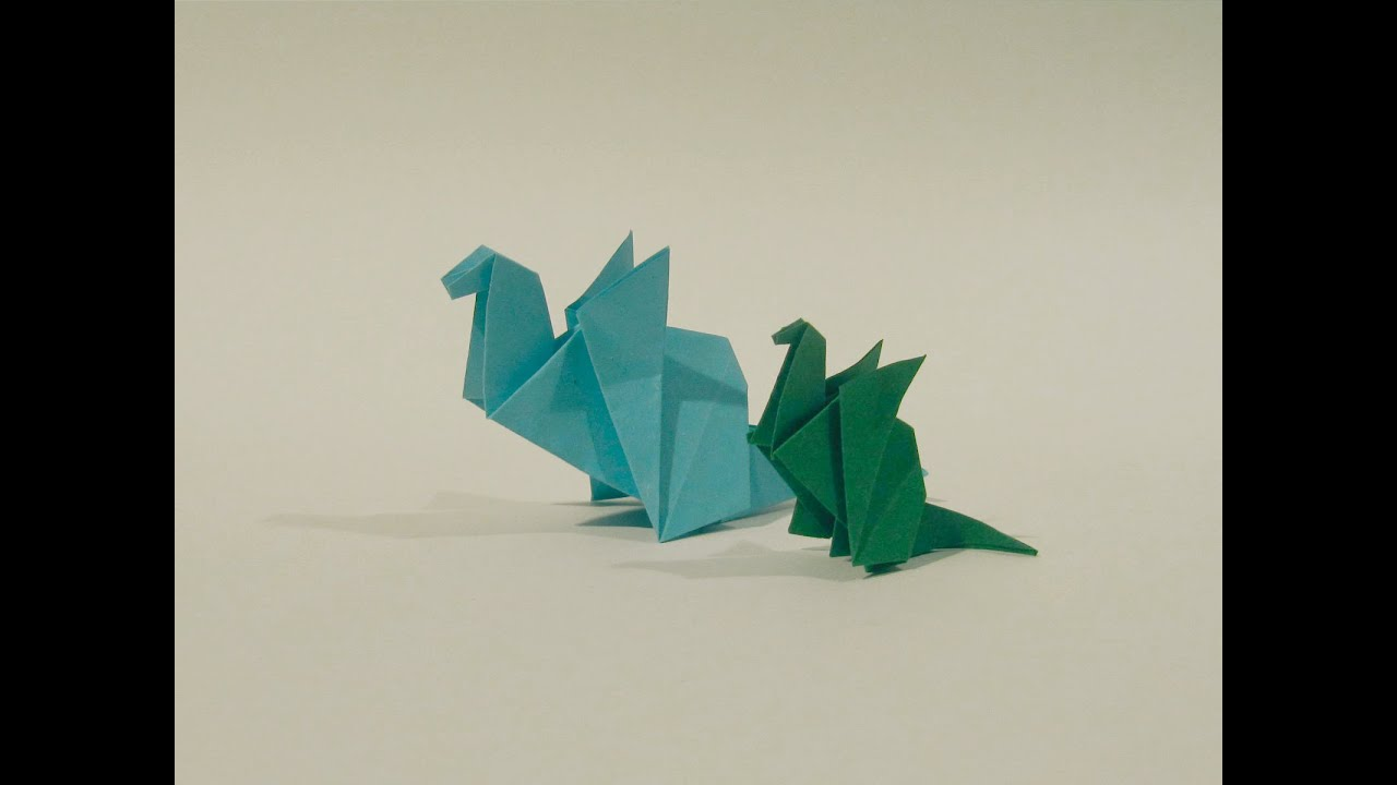 Origami dragon 03b origami dragon instructions best 25 easy origami dragon easy origami tutorial how to make an easy origami dragon youtube jeuxipadfo Choice Image