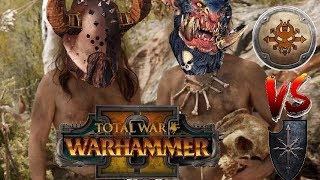 Norsca vs Chaos | Total War Warhammer 2 Tournament Match - BO5 vs JonTaun G3