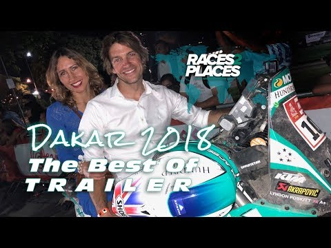 Races to Places - Best of Dakar 2018 TRAILER