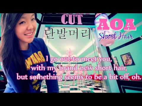 AOA (에이오에이) - Short Hair (단발머리) | English Cover By JANNY