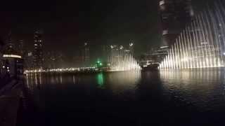Dubai Magic Fountain 2015 song... Jacky Cheung - Wen Bie