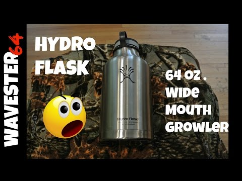 review---hydro-flask-64-oz.-wide-mouth-growler-|-water-bottle