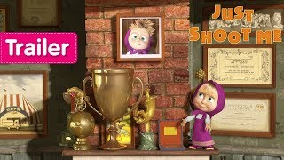 Masha and The Bear - Just shoot me  (Trailer)