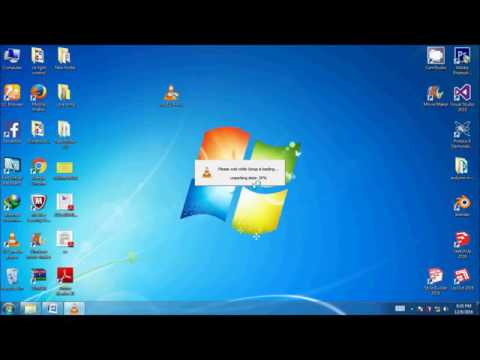 How to easy install vlc media player  windows7