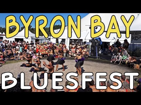 Byron Bay Bluesfest, NSW, Australia