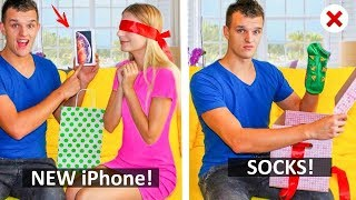 GIRLS vs BOYS Relationships! Facts, Present & Life Hacks