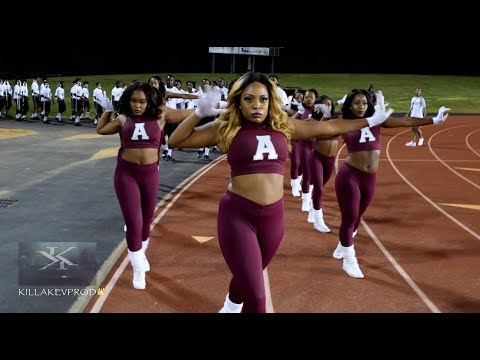 Alabama A&M University Marching Band - Marching In - 2017