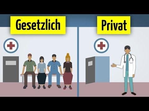 Private oder Gesetzliche