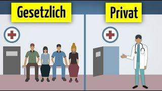 Private oder Gesetzliche Krankenversicherung: Was lohnt sich eher?