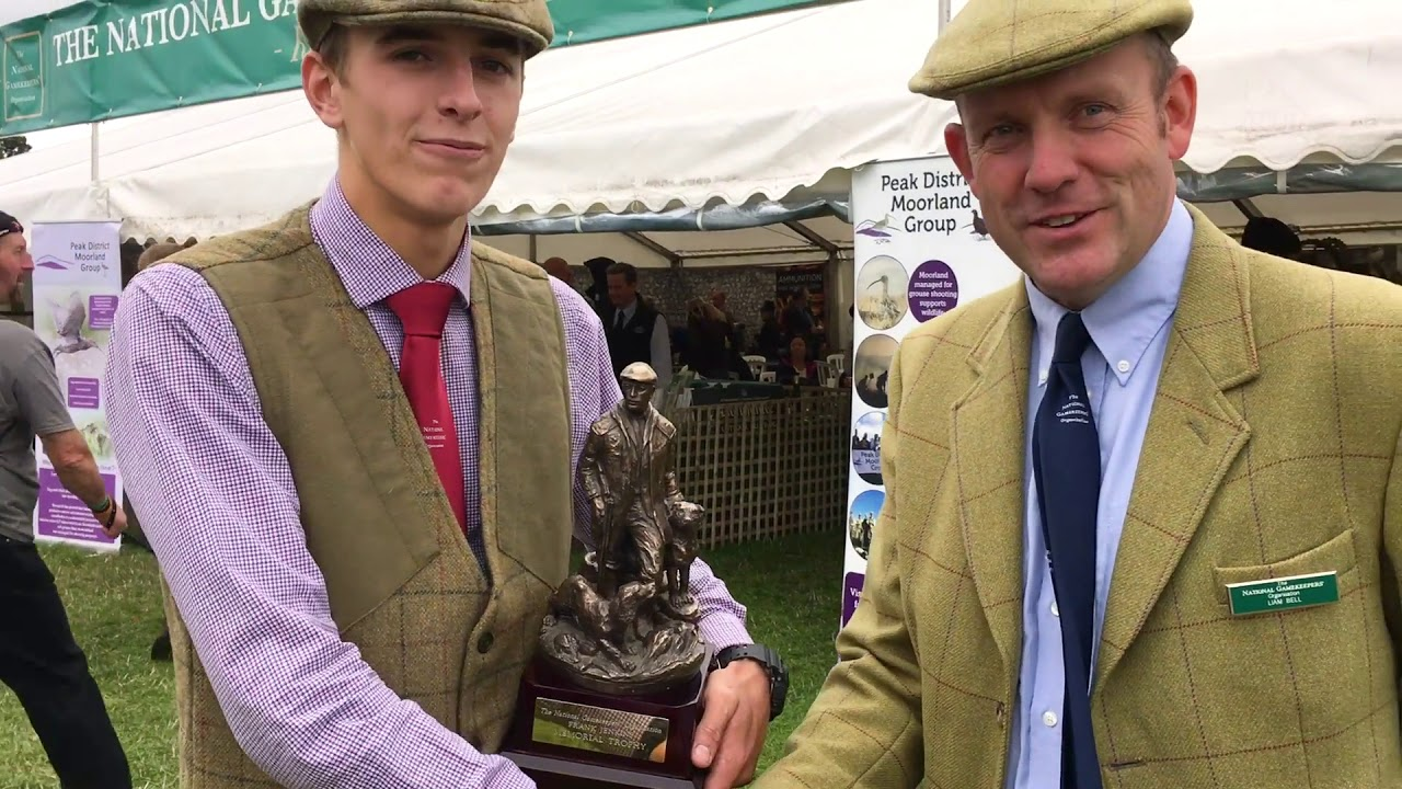 National accolade for Reaseheath gamekeeping student