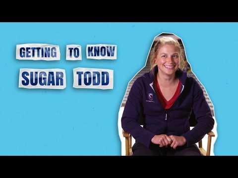 Toyota Presents - Getting to Know U.S. Olympian Sugar Todd