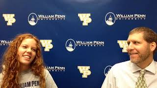 William Penn Athletics Belle Potter Interview 9-20-18