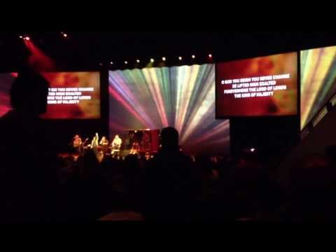 God, You Reign (You Are Holy) Live at Linger Conference Watermark Community Church Dallas, TX