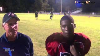JEB STUART POST GAME INTERVIEW WITH DREAMKINGFILMZ
