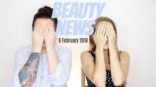 BEAUTY NEWS 9 February 2018