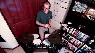 Jon on drums 1