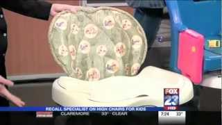 High Chair Recalls