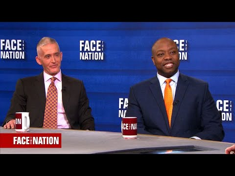"""Sen. Scott: """"We have to find a path back to being one nation"""""""