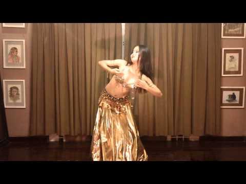 belly dance Ho Lan - Hakim , El Salam - mua bung Viet Nam